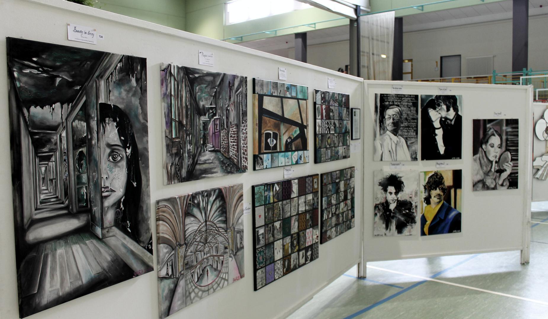 Ausstellung Saaletalhalle