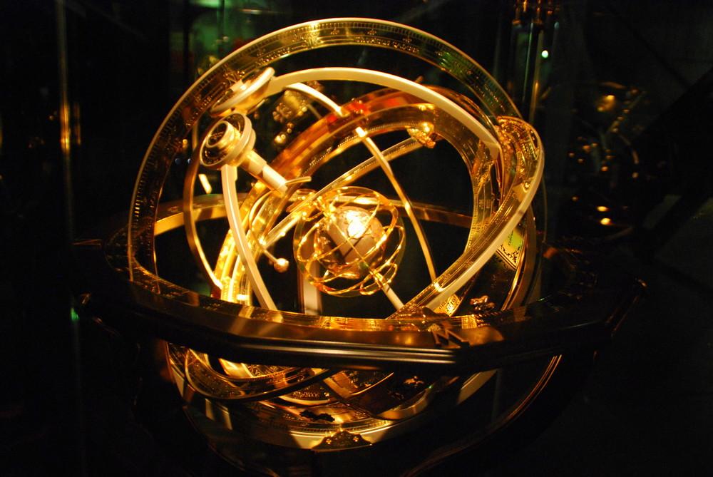 Ausstellung Sternstunden Gasometer Oberhausen