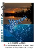 Ausstellung Thema Wasser