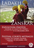Ausstellung zum Wohle einer Schule in Zanskar