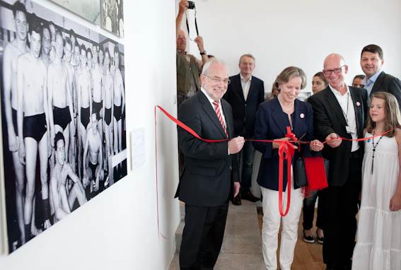 Ausstellungseröffnung im StaTTbad Neuwied
