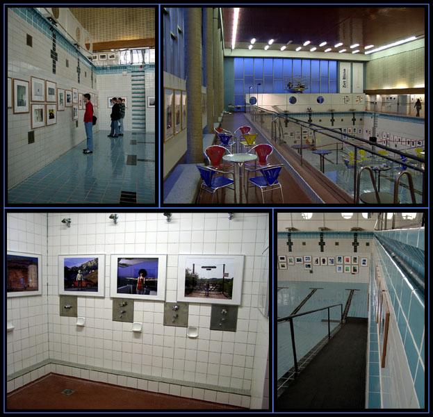 Ausstellungsorte in Herten - 1. Altes Schwimmbad