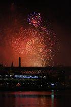 Australia : fireworks (31/12/09)