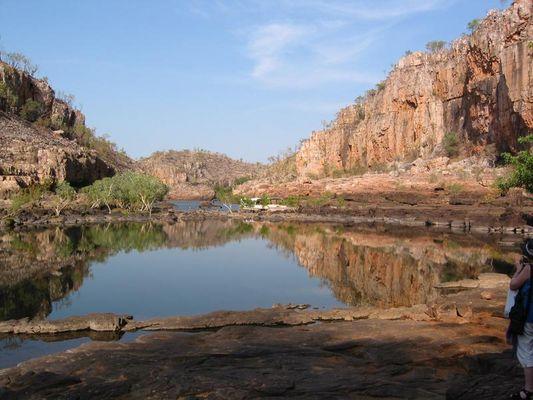 Australien 2002, Kakadu National Park