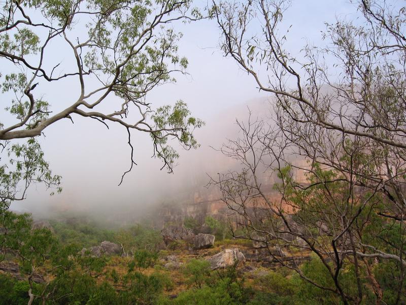 Australien 2002, Nourlangie Rock