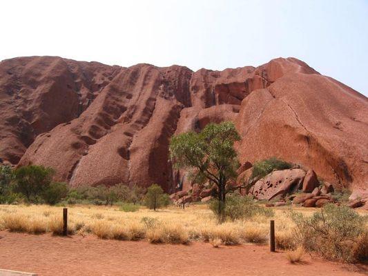 Australien 2002, Uluru