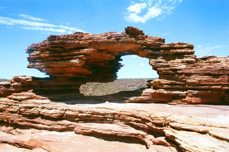Australienurlaub 2003: Naturwunder