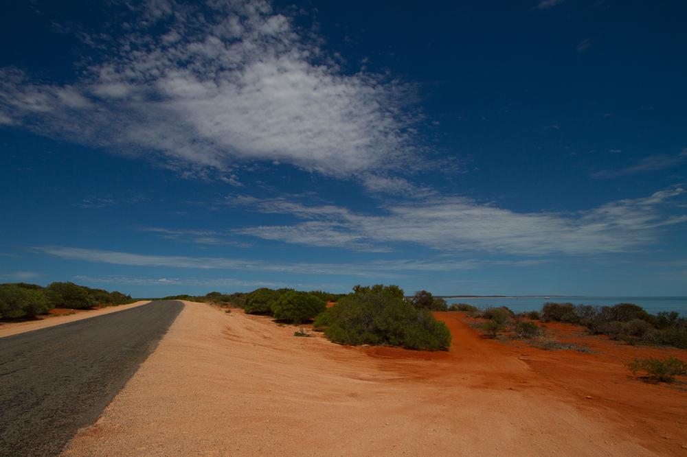 Australische Farbkontraste