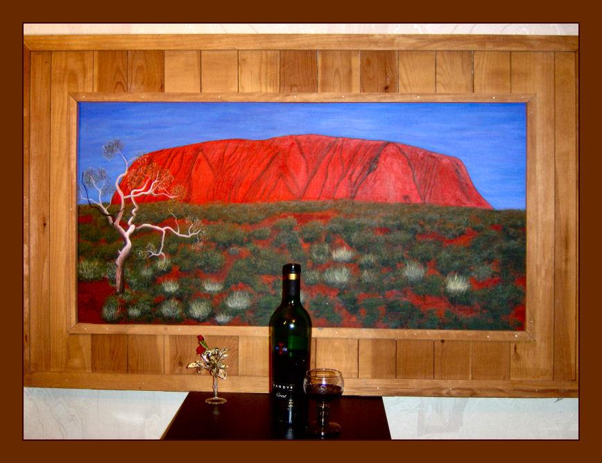 Australische Sommerwein....