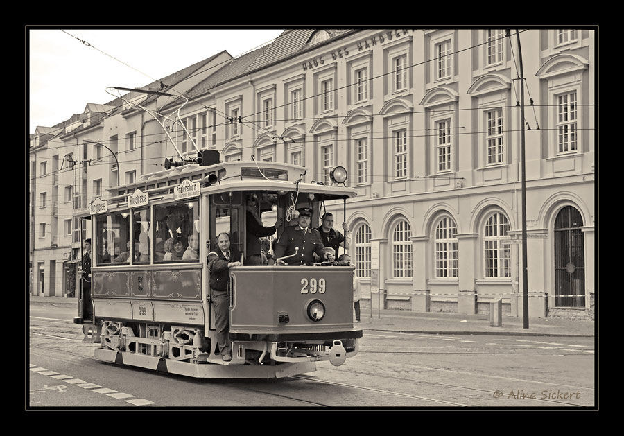 austriaci a Potsdam