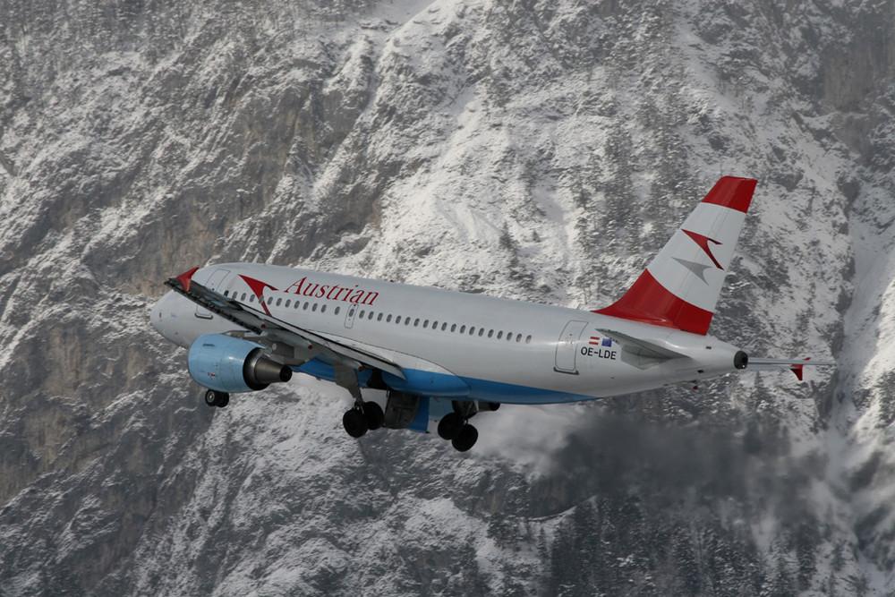 AUSTRIAN -AIRBUS A-319