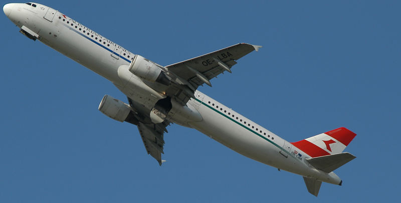Austrian Airlines Airbus A321-