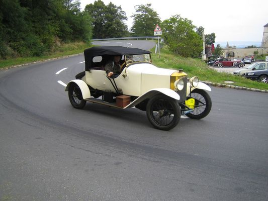 Austro Daimler 35 Bj.1918