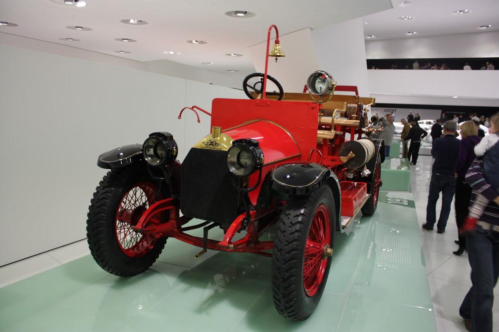 Austro Daimler Feuerwehr