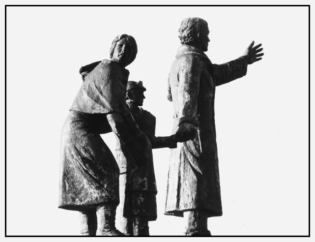 Auswanderer Denkmal