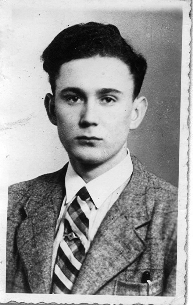 Ausweisfoto von 1938