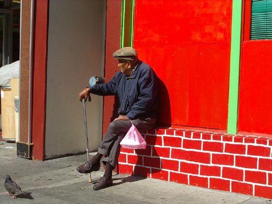 Auszeit / Chinatown San Franciso