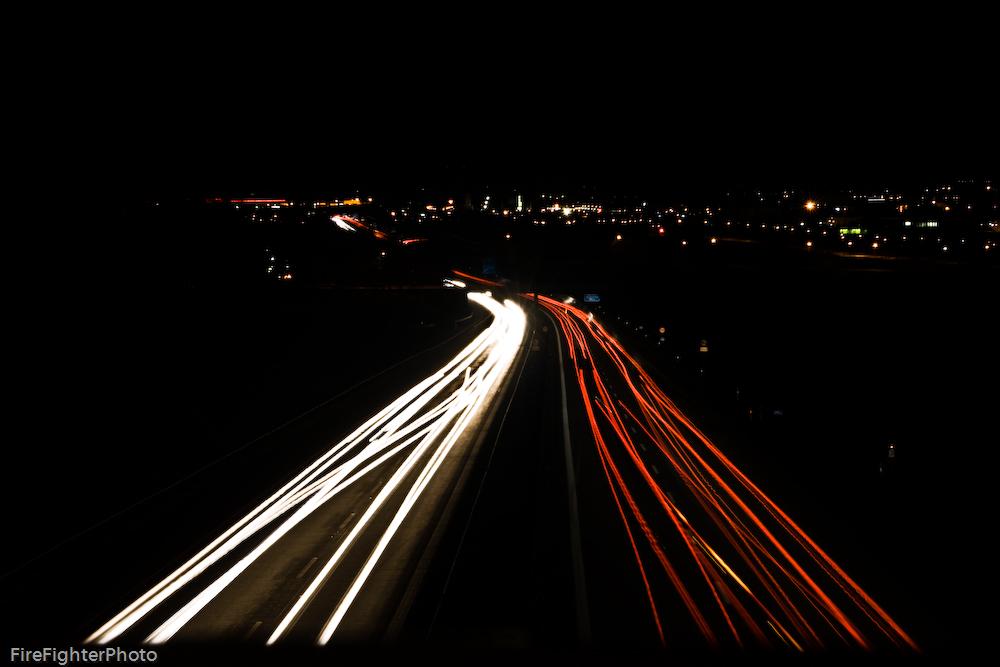 Autbahn by Night