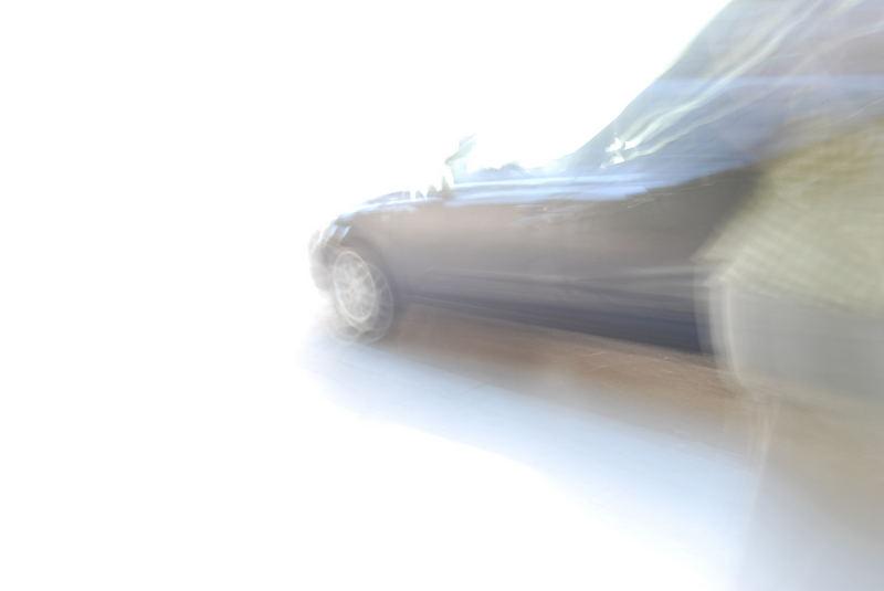 Auto im Licht