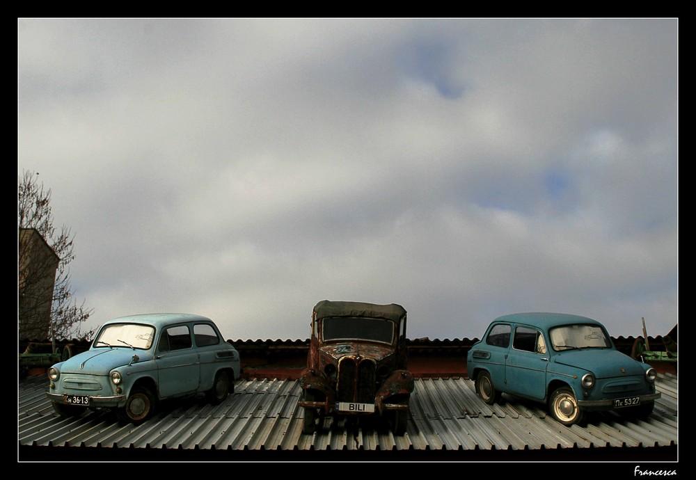Auto in cielo