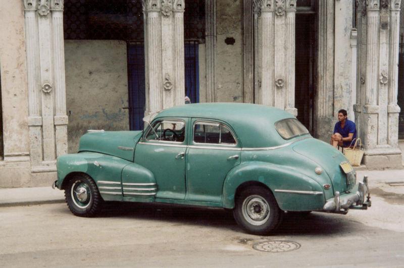 Auto in Havanna