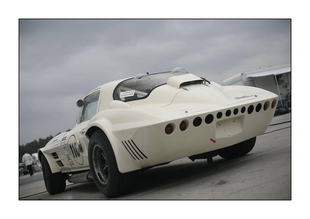 Auto mit Charakter