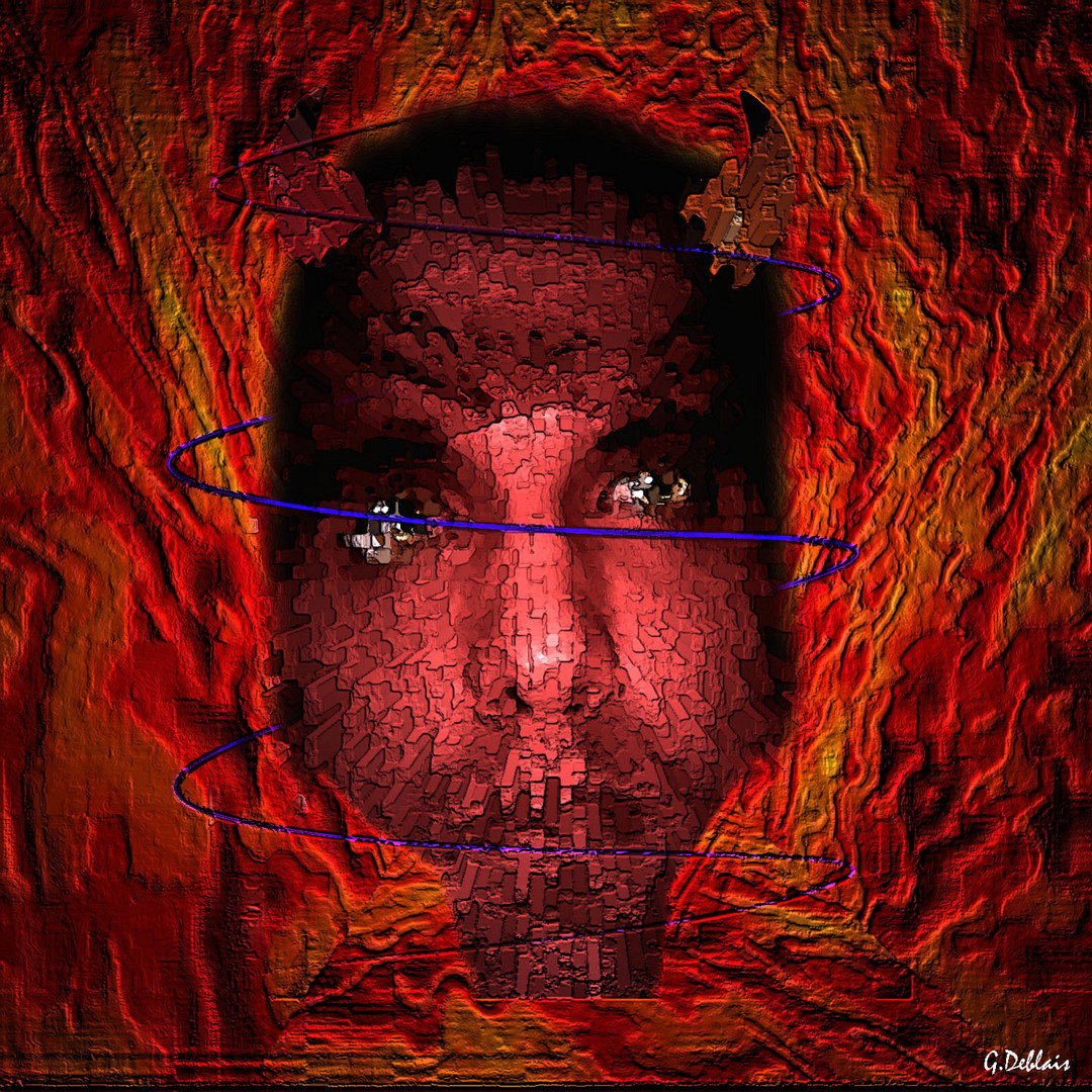 auto portrait infernal