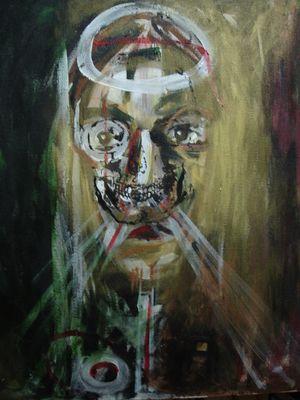 auto-retrato / self portrait
