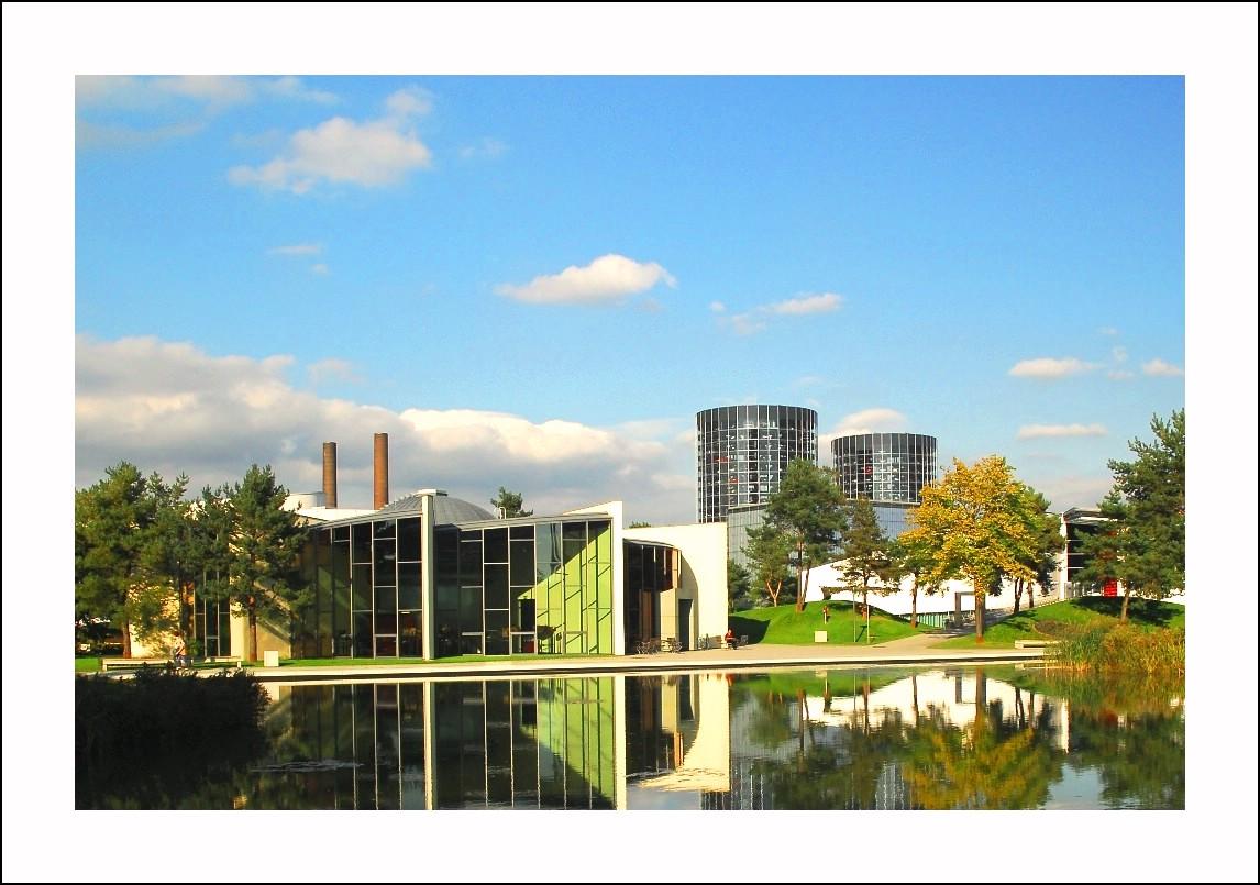 Auto-Stadt Wolfsburg