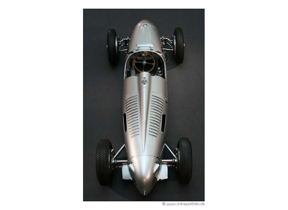 Auto Union Grand Prix Typ C
