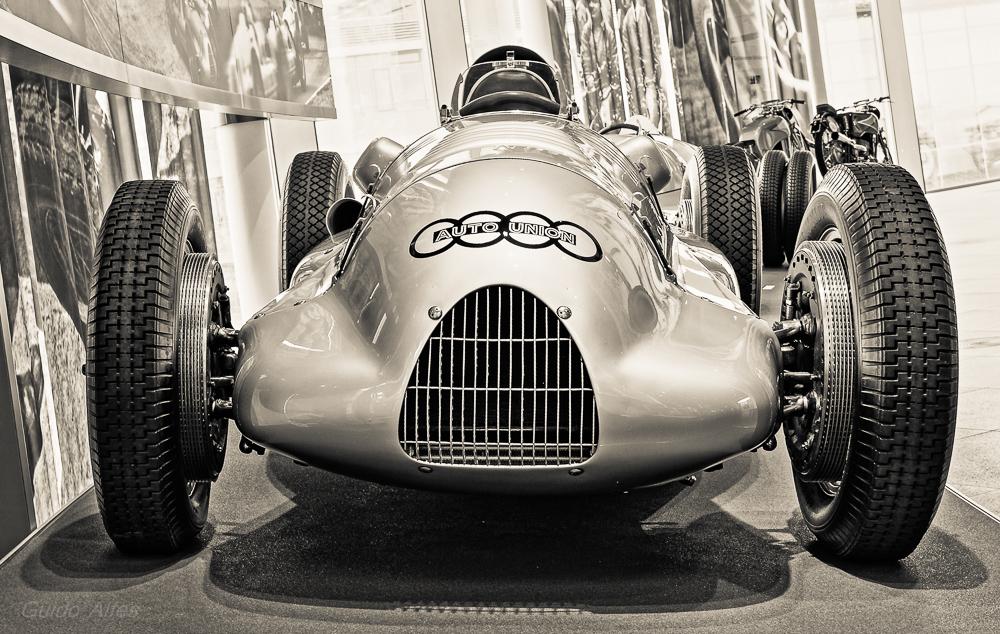 Auto Union Typ D 1939