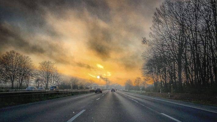 Autobahn 555