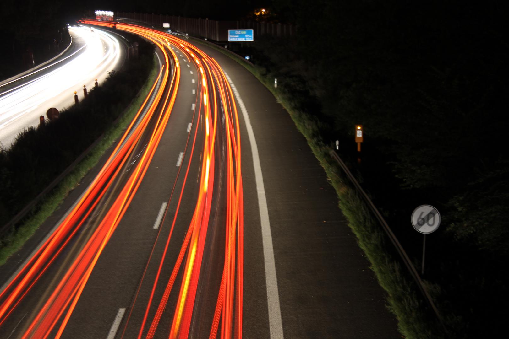 Autobahn Aachen