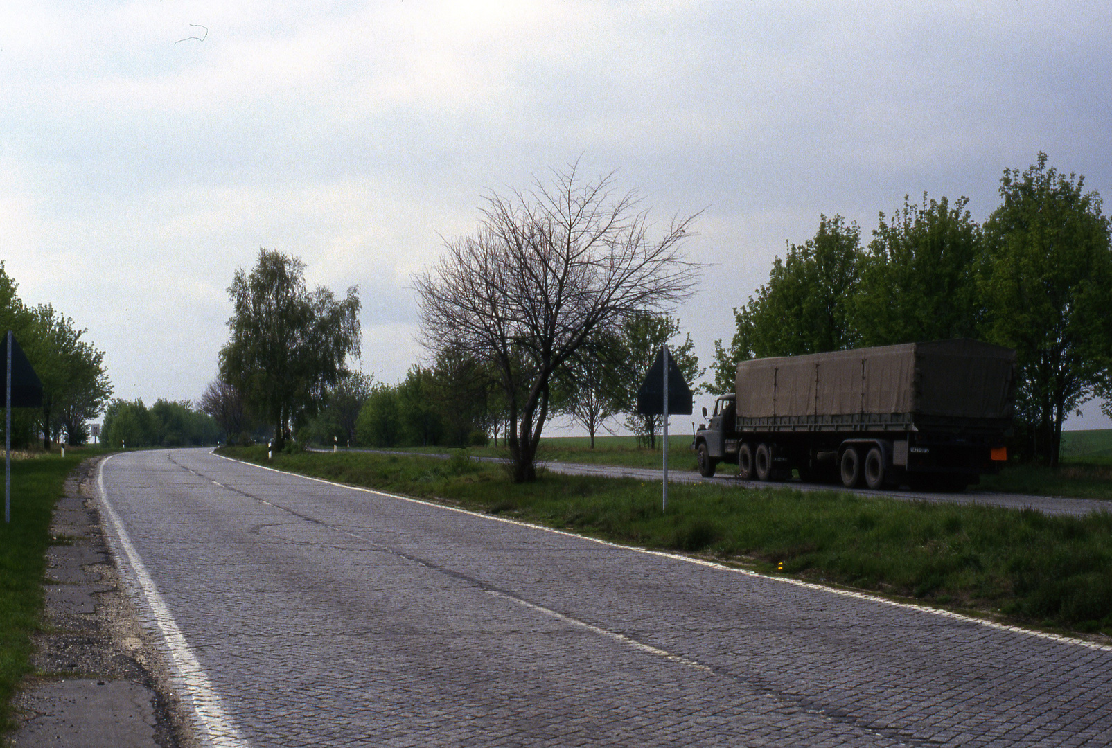 Autobahn Dresden-Bautzen