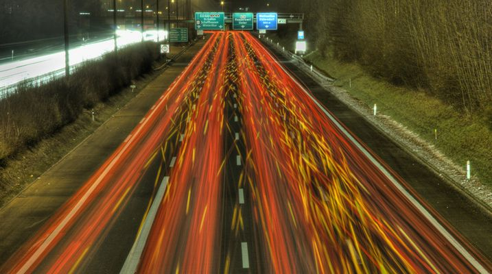 Autobahn HDR