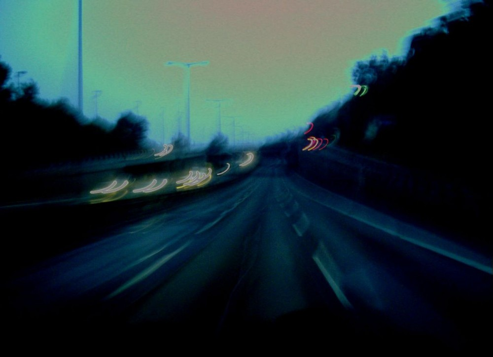 | autobahn. lichter. krawall |