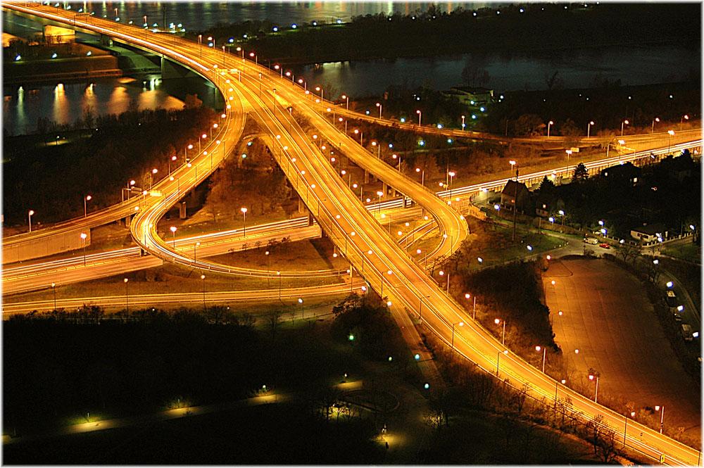 Autobahnkreuz