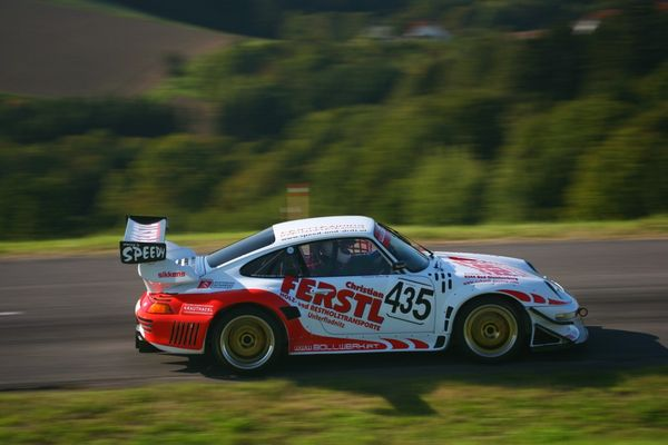 Autobergrennen am 24.09.2006 in St. Agatha (A)
