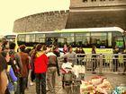 Autobuses pala il a la Glan Mulalla china