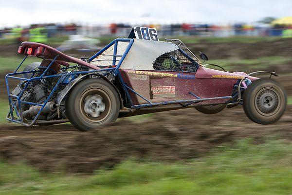 Autocross 1. Versuch