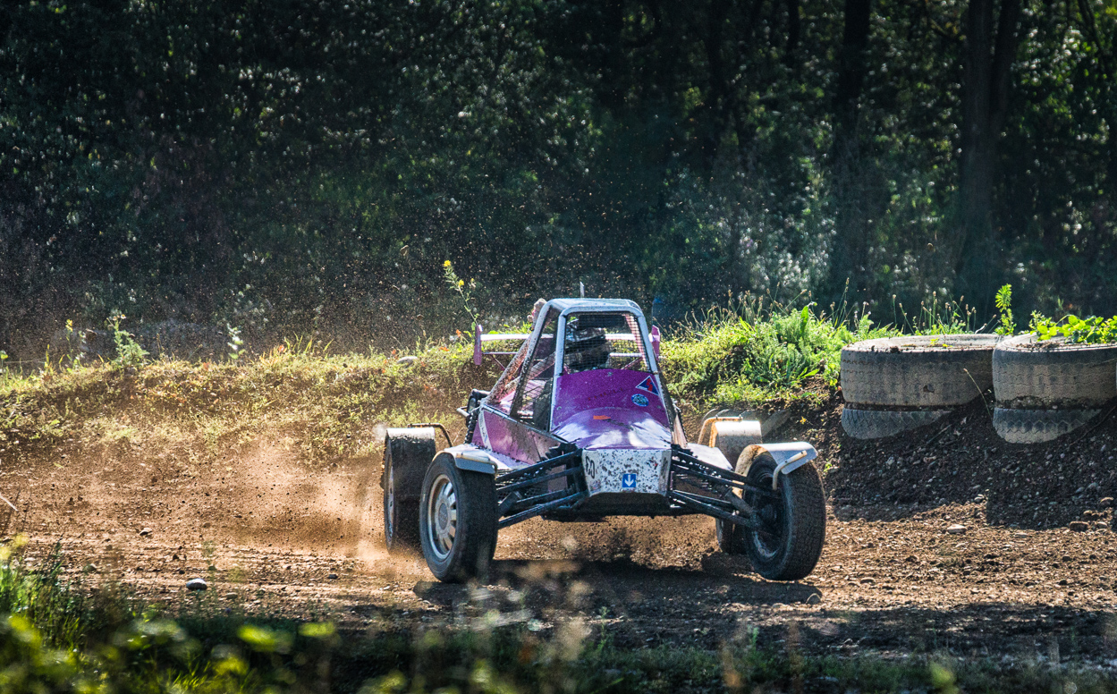 Autocross Neuenburg 2013 - 01