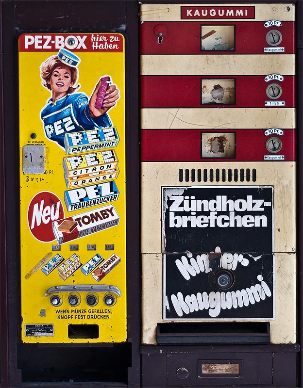 Automaten...