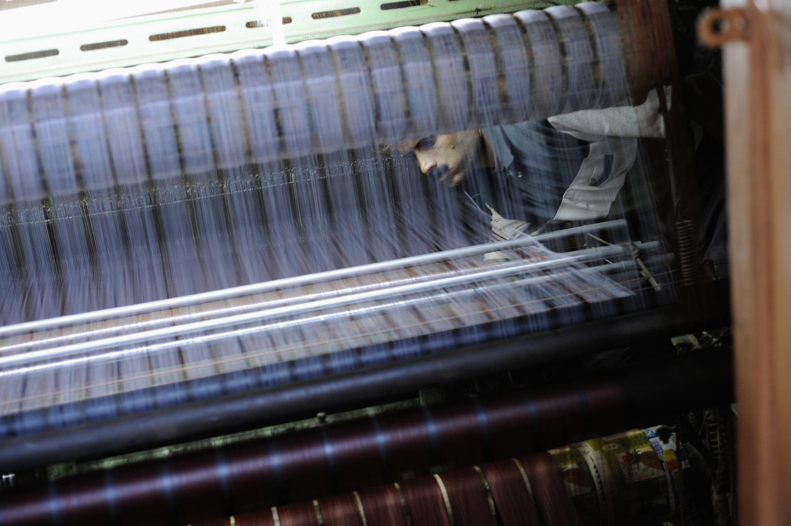 Automatic Silk Production