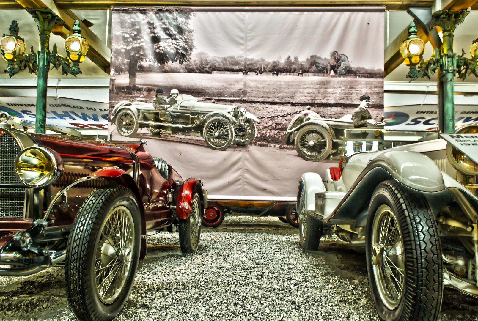 automobilmuseum Collection Schlumpf Mulhouse (Frankreich)