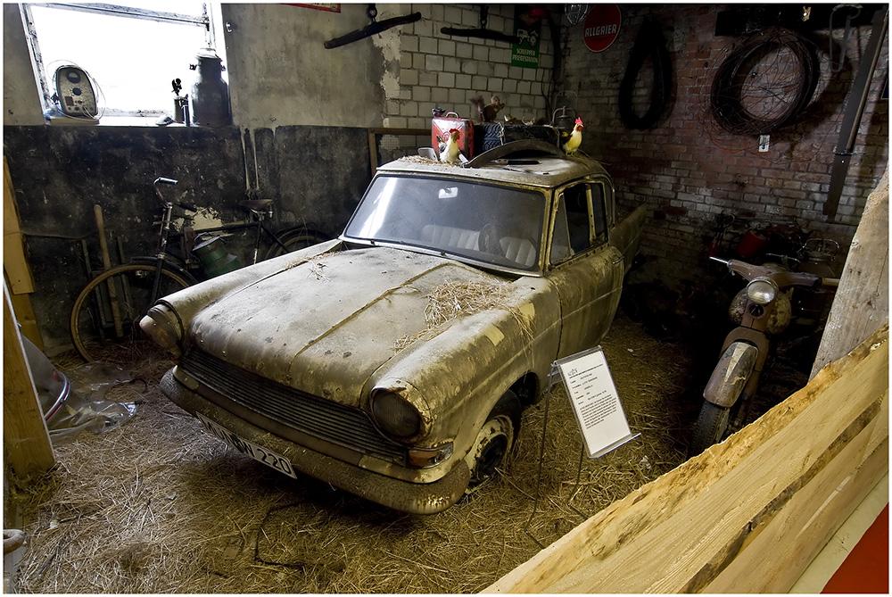 Automobilmuseum Ostfriesland Lloyd Borgward Arabella