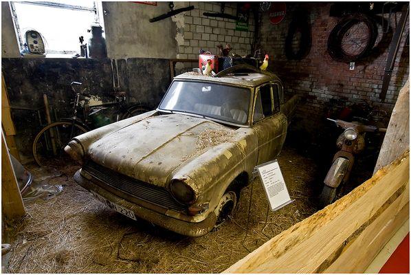 Automobilmuseum Ostfriesland, Lloyd Borgward, Arabella,
