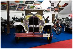 Automobilmuseum Ostfriesland, Pontiac Oakland Phaeton Six open Tourer