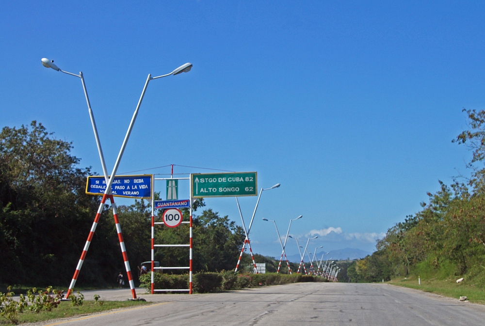 ..Autopista Nacional 1..