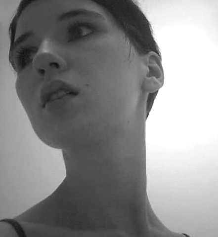 Autoportrait noir & blanc