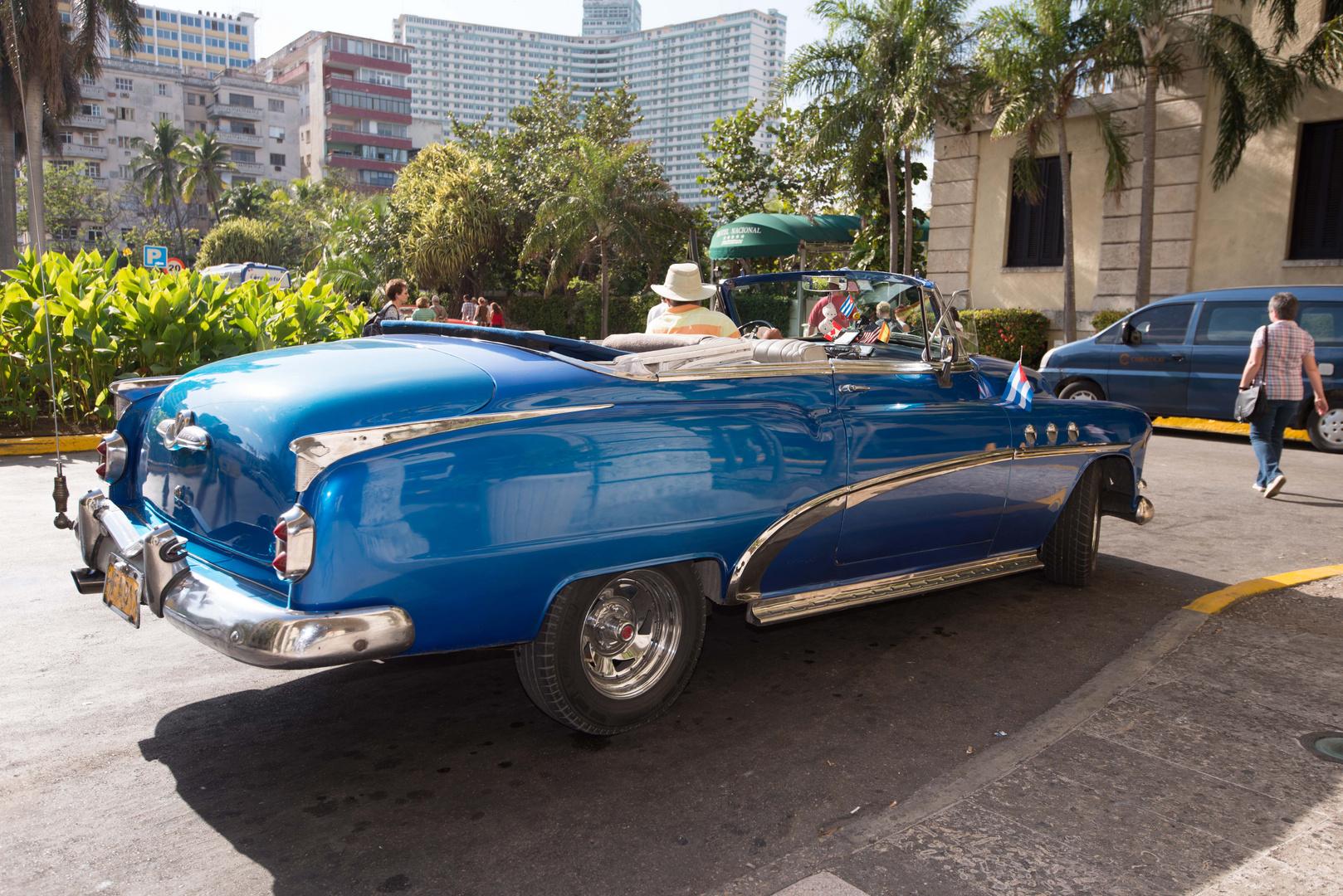 Autos in Kuba 2